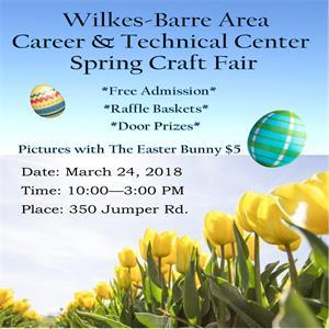 Craft Fair Wilkes Barre Pa